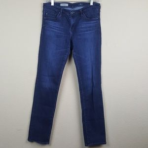 Adriano Goldschmied The Stevie Slim Straight Jeans